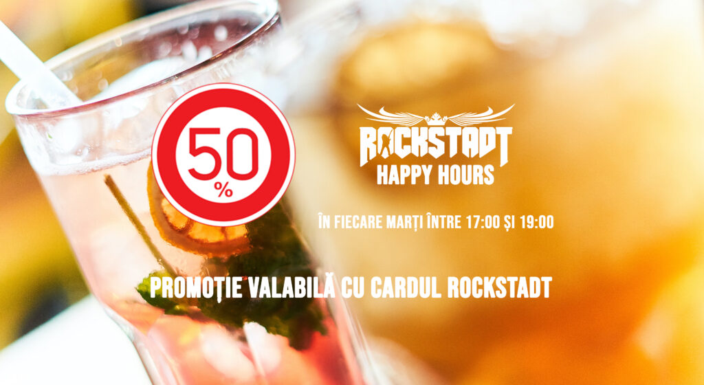 Tuesday is Happy Hours !